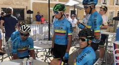Selección Colombia, Manzana Postobón, Tour de l'Avenir