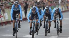 Movistar Team en el Tour de Francia