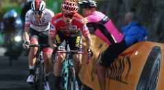 Primoz Roglic y Tadej Pogacar - Vuelta a España 2019