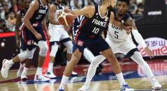 Francia, Estados Unidos, Mundial de Baloncesto