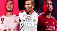 Publicidad de FIFA 20