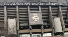 Real madrid estadio santiago bernabeu