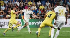 Gareth Bale, Real Madrid, Villarreal