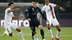 James Rodríguez, Real Madrid ante PSG