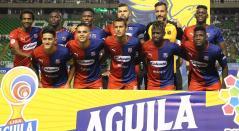 Independiente Medellín, equipo formado