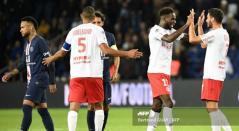 PSG cayó con Reims