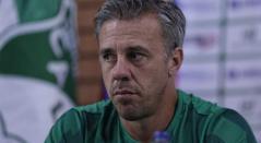 Lucas Pusineri, técnico del Deportivo Cali