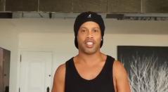 Ronaldinho, exjugador brasileño