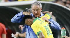 Tite - Neymar