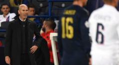 Zidane, tras perder ante el PSG