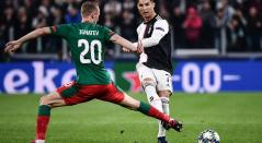 Juventus vs Lokomotiv, Champions League