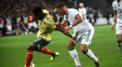 Colombia - Argelia