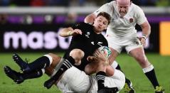 Rugby, Inglaterra vs Nueva Zelanda