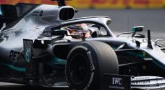 Lewis Hamilton, Gran Premio de México