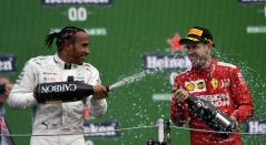Lewis Hamilton, Sebastian Vettel, Fórmula 1