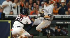 Grandes Ligas, Astros vs Yankees