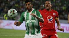 Atlético Nacional vs América de Cali, Liga Águila