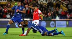 Santa Fe Vs Millonarios Liga Aguila II semestre