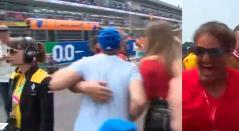 Juan Pablo Montoya, Ruber Barrichello