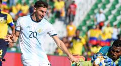 Argentina vs Ecuador