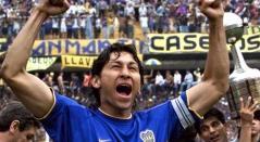 Jorge 'Patrón' Bermúdez, exjugador de Boca Juniors