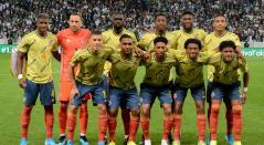 Selección Colombia, Colombia vs Argelia