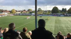 Haringey Borough vs Yeovil Town