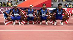 Equipo Estados Unidos - Atletismo