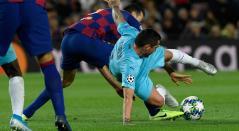 Barcelona vs Slavia Praga, Champions League