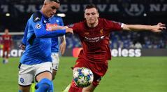 Liverpool vs Napoli, Champions League