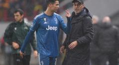 Cristiano Ronaldo Maurizio Sarri