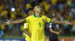 Brasil campeón Mundial sub 17