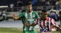 Pablo Ceppelini, Junior Vs Nacional