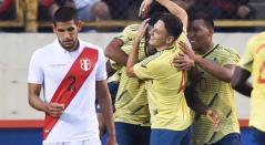 Perú vs Colombia, fecha FIFA