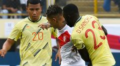 Colombia vs Perú, fecha FIFA