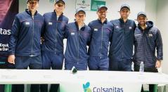 Equipo colombiano Copa Davis