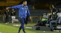César Torres, director técnico de Alianza Petrolera