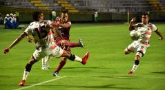 Deportes Tolima vs Cúcuta Deportivo, Liga Águila