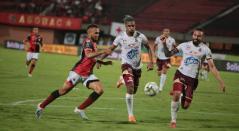Cúcuta vs Deportes Tolima, Liga Águila