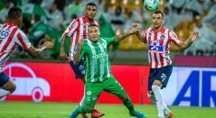 Nacional vs Junior, Liga Águila