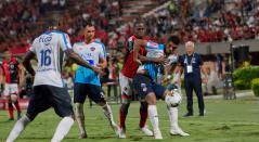 Junior vs Cúcuta Deportivo, Liga Águila