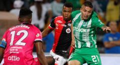 Cúcuta vs Atlético Nacional, Liga Águila