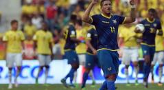 Ecuador vs Colombia, eliminatorias 2018
