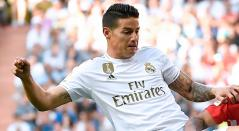 Real Madrid, James Rodríguez