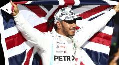 Lewis Hamilton, a un título de igualar a Schumacher