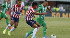 Nacional Vs. Junior - Liga Águila 2019