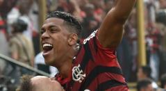 Orlando Berrío, Flamengo
