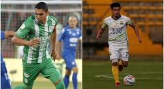 Daniel Bocanegra y Sherman Cárdenas