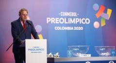 Sorteo Preolímpico 2020