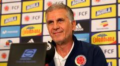 Carlos Queiroz, director técnico Selección Colombia